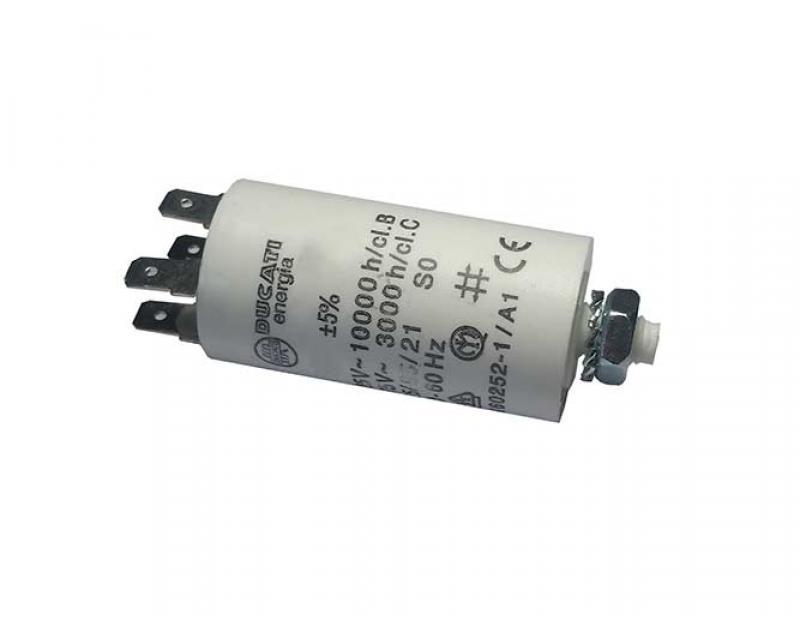 AC-Motorkondensator-Hookup gebrochen und datiert